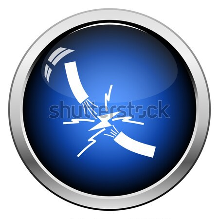 Rassian weapon rifle icon Stock photo © angelp