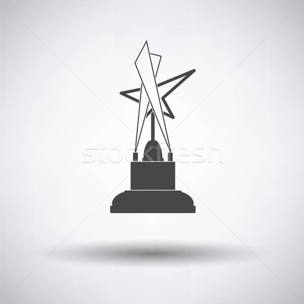 Cinema award icon Stock photo © angelp
