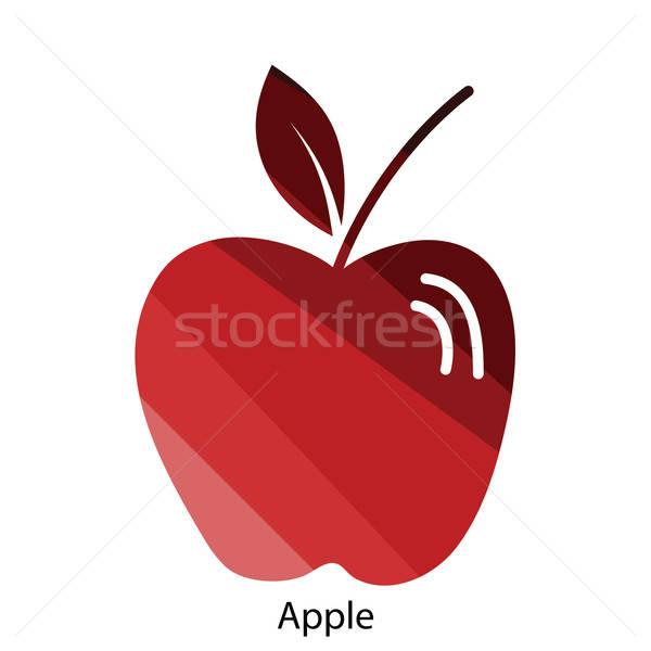Apple icon Stock photo © angelp