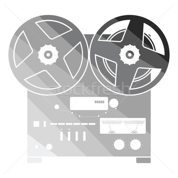 ホーン アイコン 色 デザイン 抽象的な 携帯 ストックフォト © angelp
