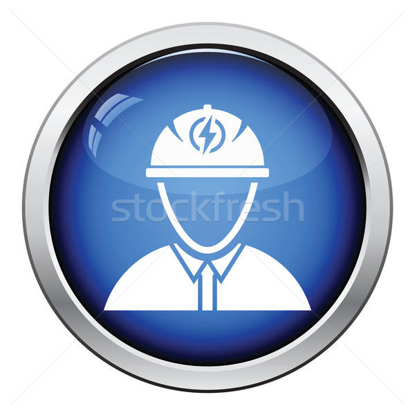 Electric engineer icon Stock photo © angelp