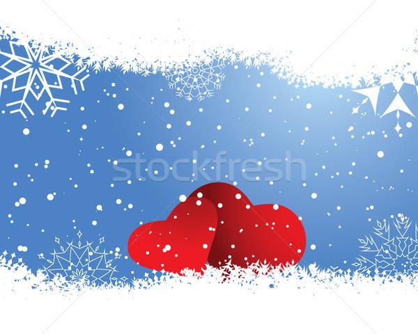 valentine background Stock photo © angelp