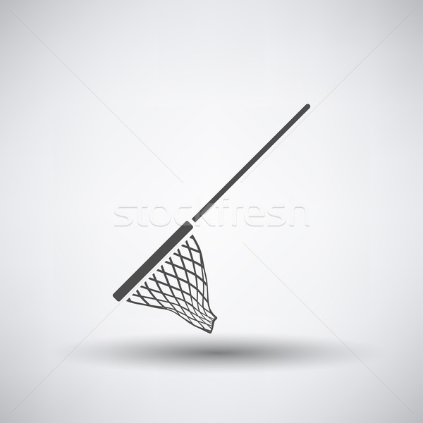 Fishing Net Icon  Stock photo © angelp