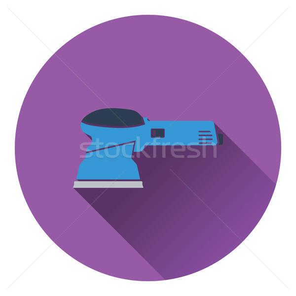 アイコン グラインダー 産業 シルエット 電気 電気 ストックフォト © angelp