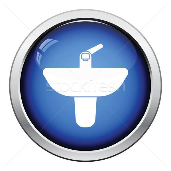 Wash basin icon Stock photo © angelp