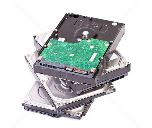 hard disk drive Stock photo © angelp