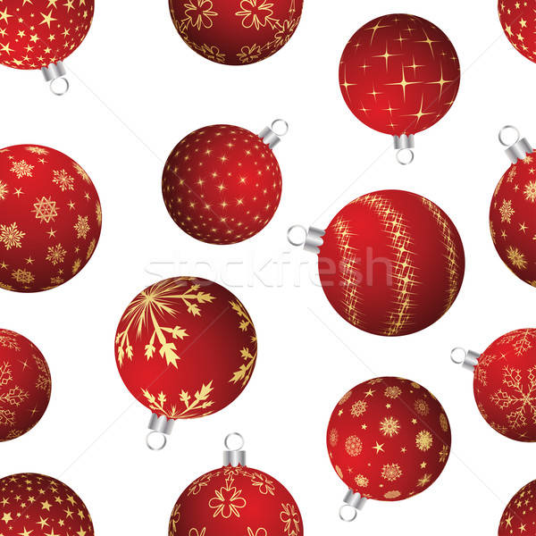 Stockfoto: Naadloos · christmas · nieuwjaar · communie · papier · textuur