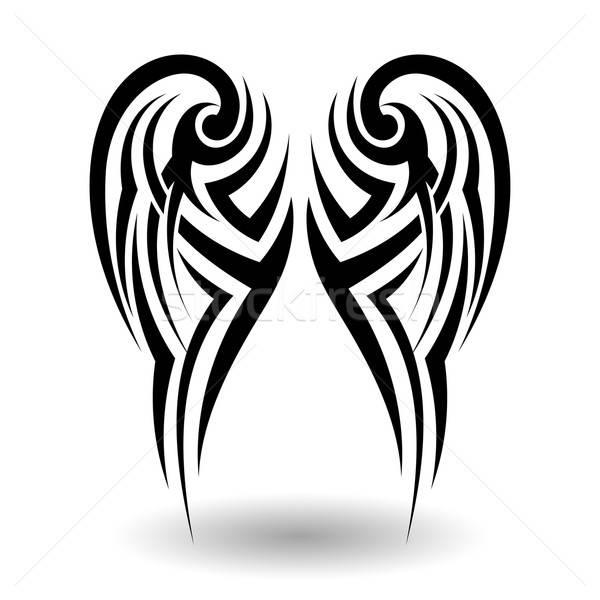 p图素材 翅膀 透明
