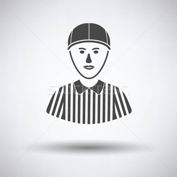 American football referee icon Stock photo © angelp
