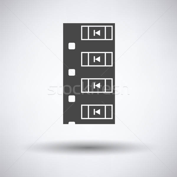 Diode smd component tape icon Stock photo © angelp