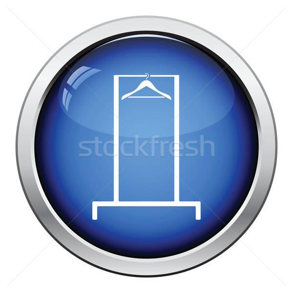 Stock photo: Hanger rail icon