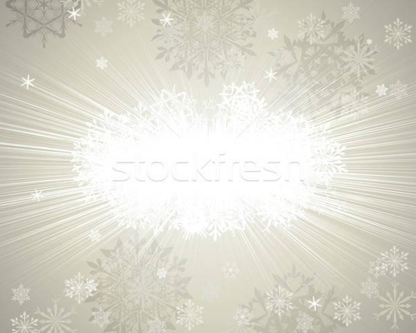 Foto stock: Navidad · hermosa · vector · año · nuevo · diseno · naturaleza