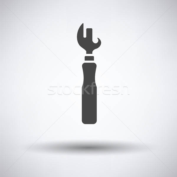 Can opener icon Stock photo © angelp
