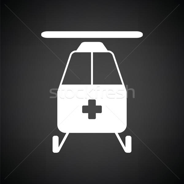 Medevac icon Stock photo © angelp