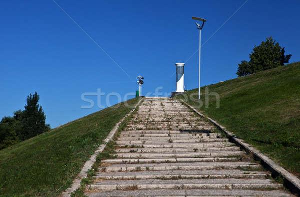 Steps Stock photo © angelp