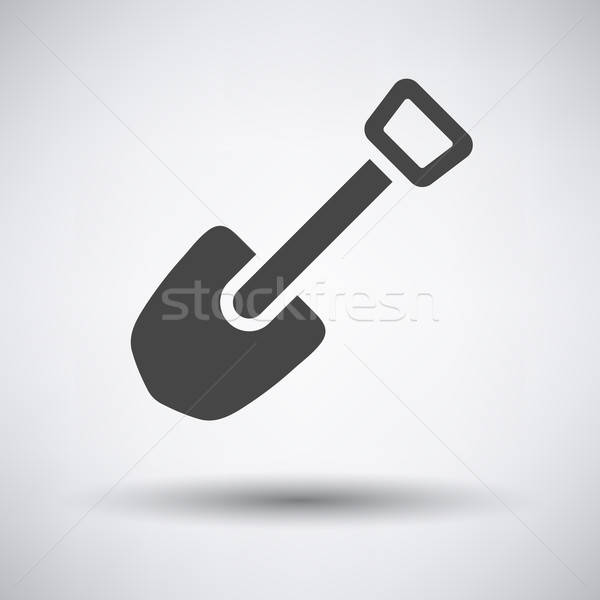 Camping shovel icon  Stock photo © angelp