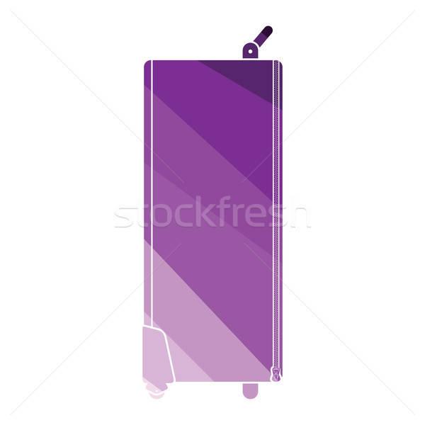 Icon of studio photo light bag Stock photo © angelp