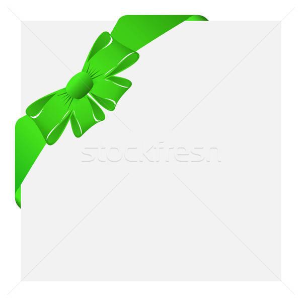 Stock foto: Weihnachten · Ecke · Label · Vektor · Web-Design · Zeichen