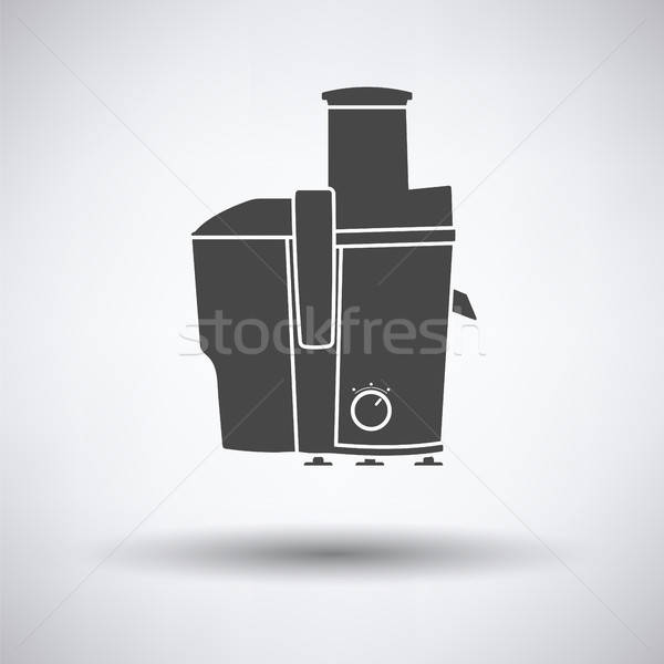 Juicer machine icon Stock photo © angelp