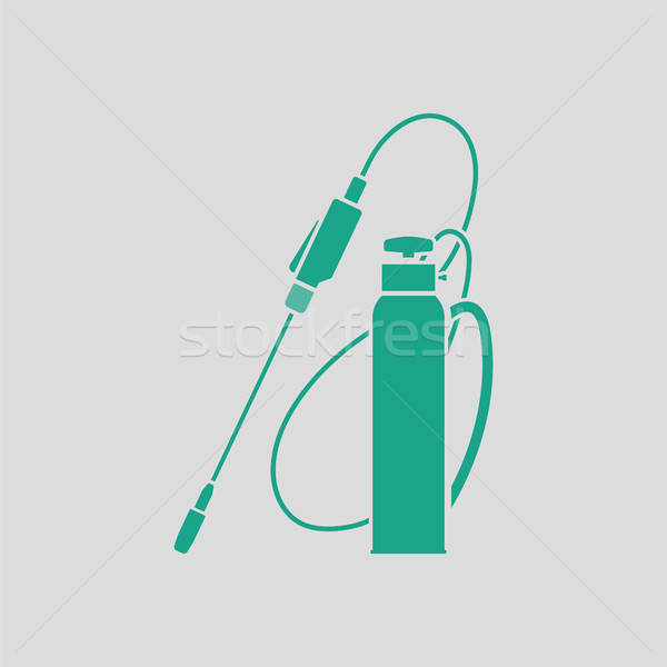 Garden sprayer icon Stock photo © angelp