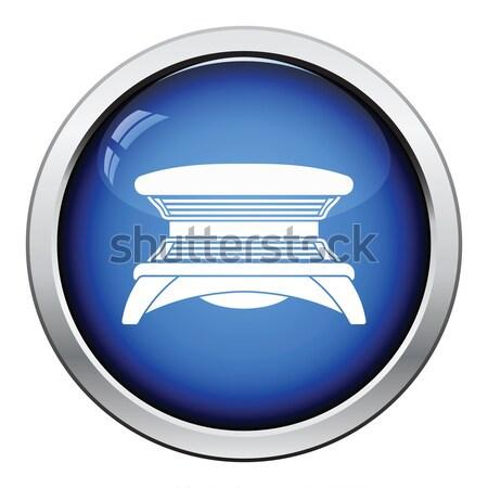 солярий икона цвета дизайна моде спорт Сток-фото © angelp