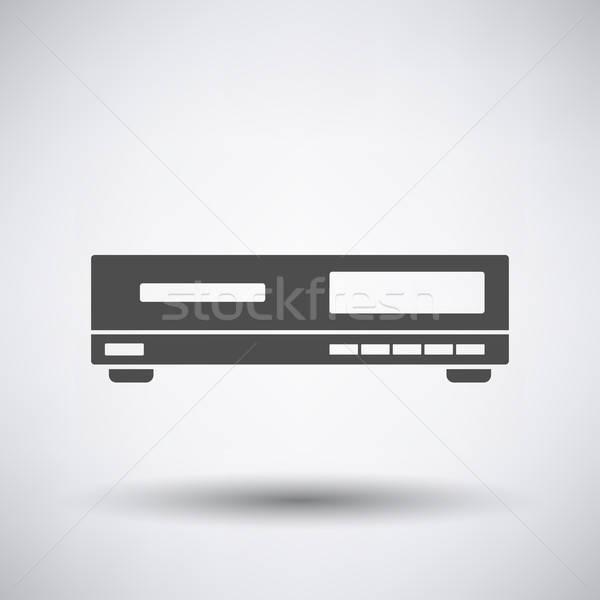 Media player icon Stock photo © angelp