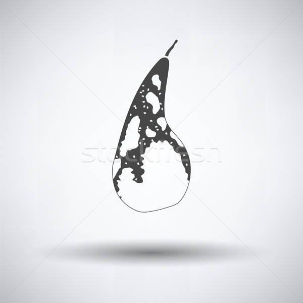 Icon of Pear Stock photo © angelp
