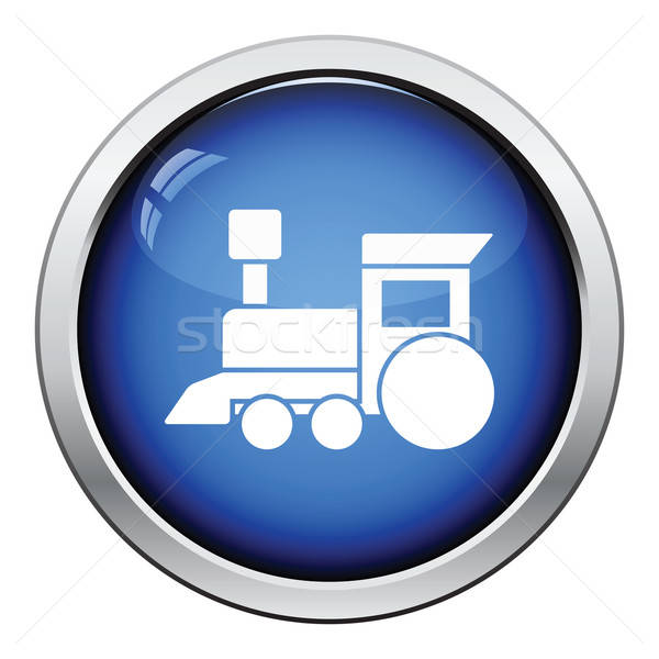 Train toy icon Stock photo © angelp