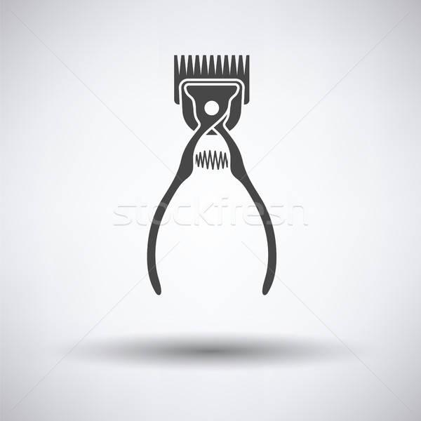 Pet cutting machine icon Stock photo © angelp