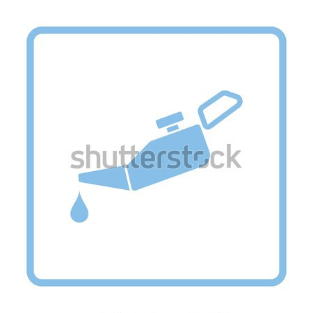 Oil canister icon Stock photo © angelp