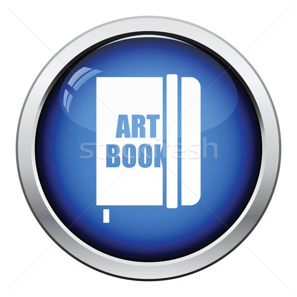 Sketch book icon Stock photo © angelp