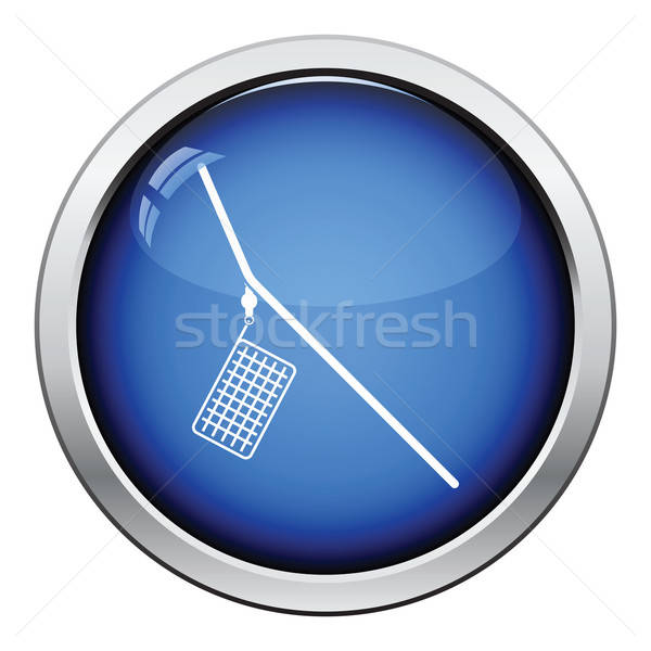 Icon of  fishing feeder net Stock photo © angelp