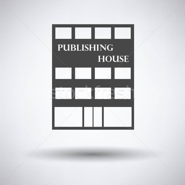 Publishing house icon Stock photo © angelp