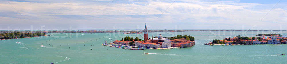 San Giorgio island Stock photo © angelp