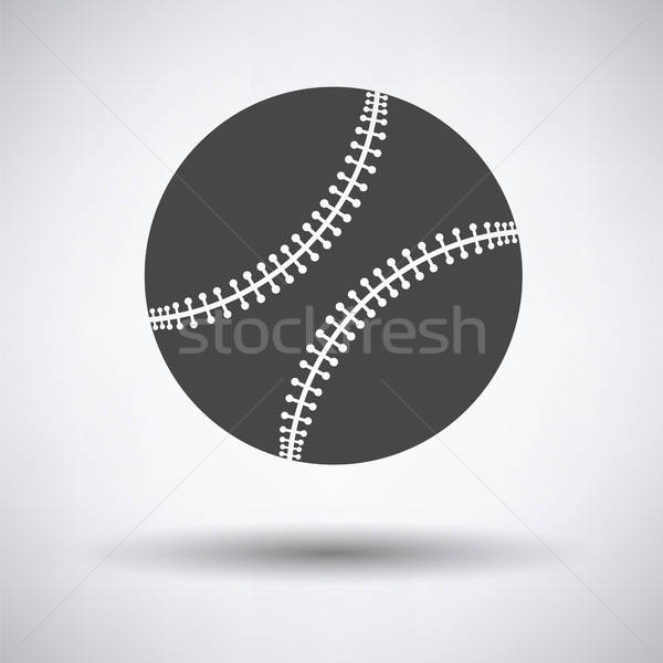 Baseball ball icon Stock photo © angelp