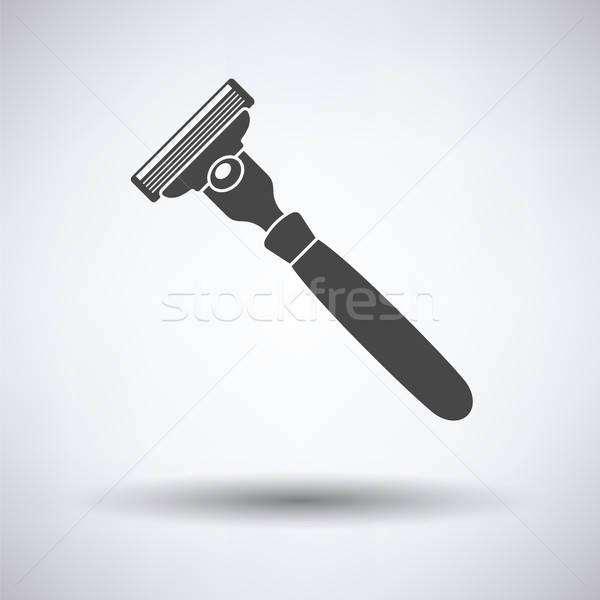 Safety razor icon Stock photo © angelp