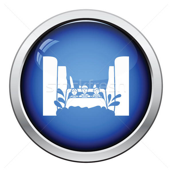 Water boat ride icon Stock photo © angelp