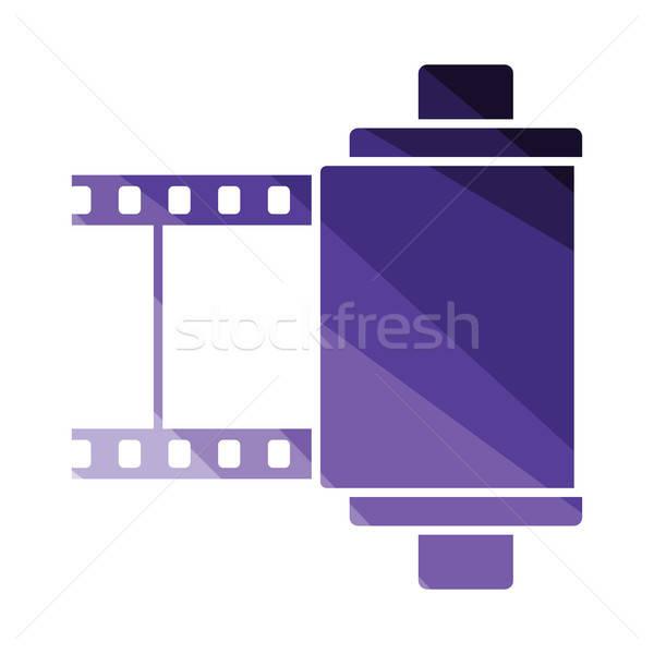 фото картридж икона цвета дизайна Сток-фото © angelp