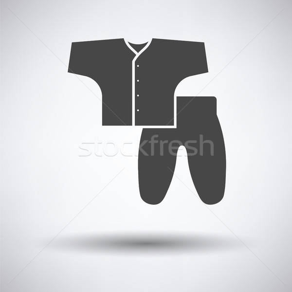 Baby wear icon Stock photo © angelp