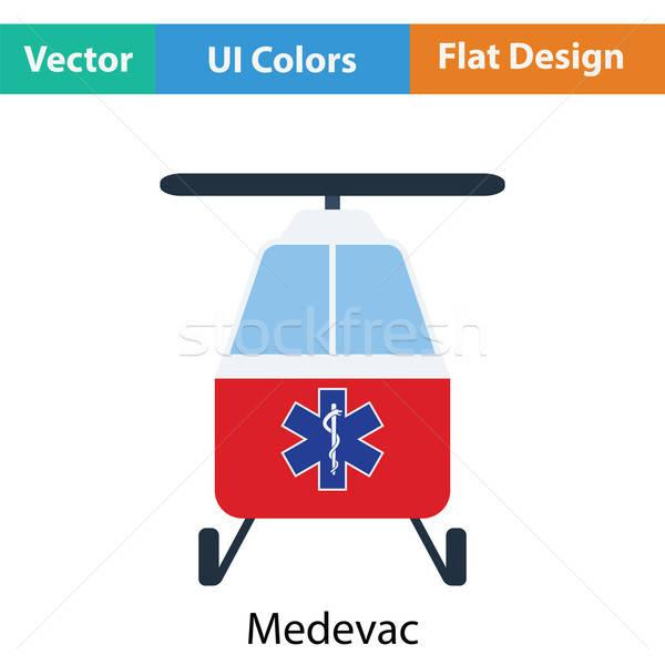 Medevac icon Stock photo © angelp