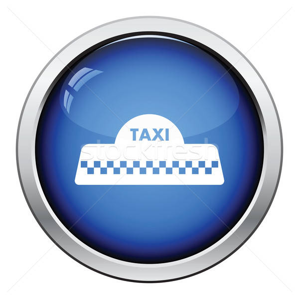Taxi roof icon Stock photo © angelp