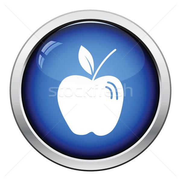 Icon of Apple Stock photo © angelp