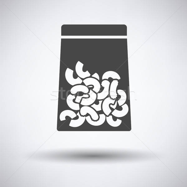 Macaroni package icon Stock photo © angelp