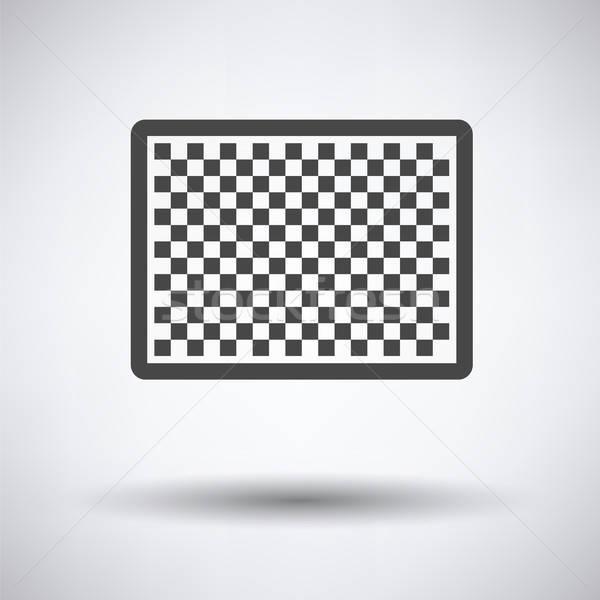 Icon of photo camera sensor Stock photo © angelp