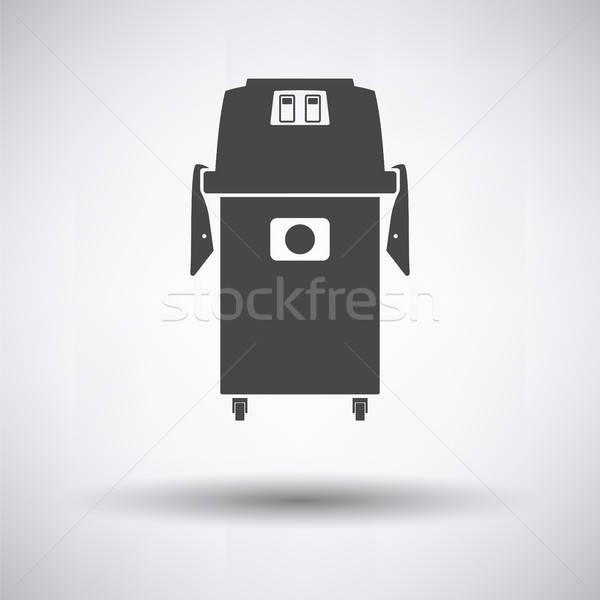 Vacuum cleaner icon Stock photo © angelp