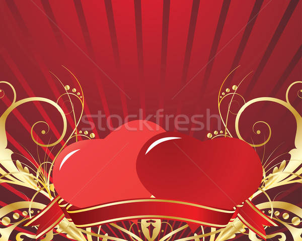 valentine Stock photo © angelp