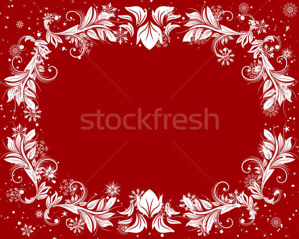 christmas background Stock photo © angelp