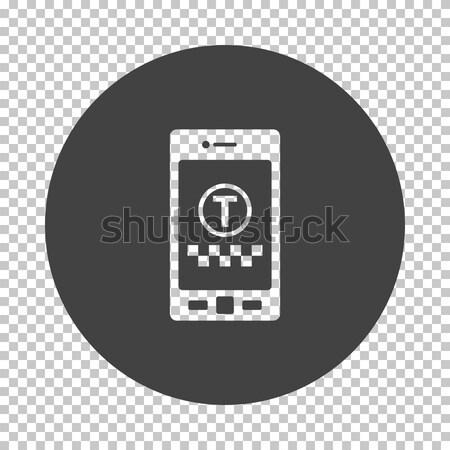 Stock photo: Gas boiler icon