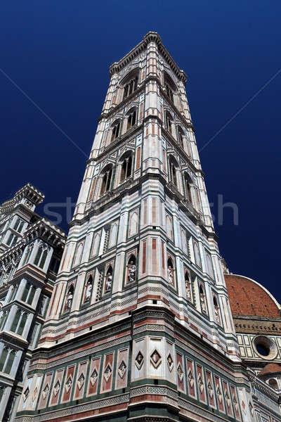 Giotto's campanile Stock photo © angelp