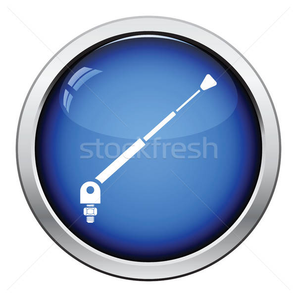 Radio antenna component icon Stock photo © angelp
